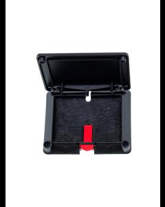 Insektbox - Sort (10,6 x 8,5 x 1,9 cm)