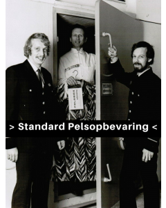 Standard Pelsopbevaring