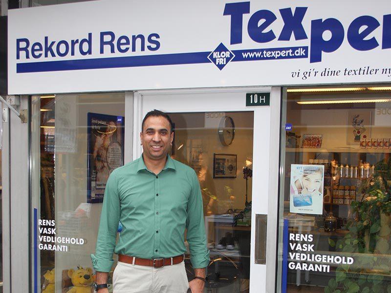 Rekord Rens v/Texpert